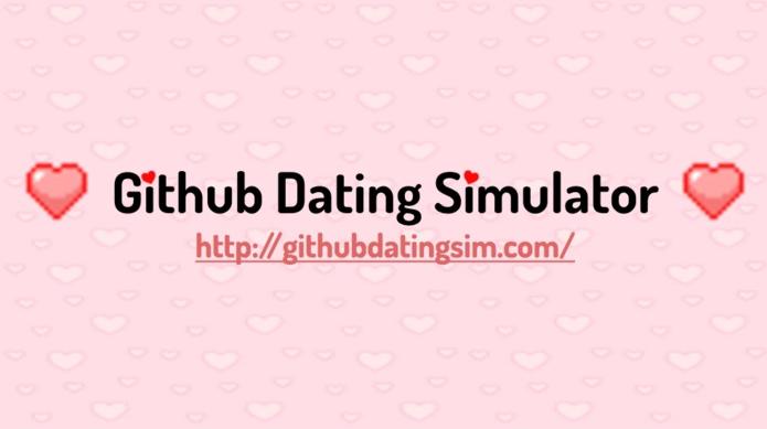 dating website github