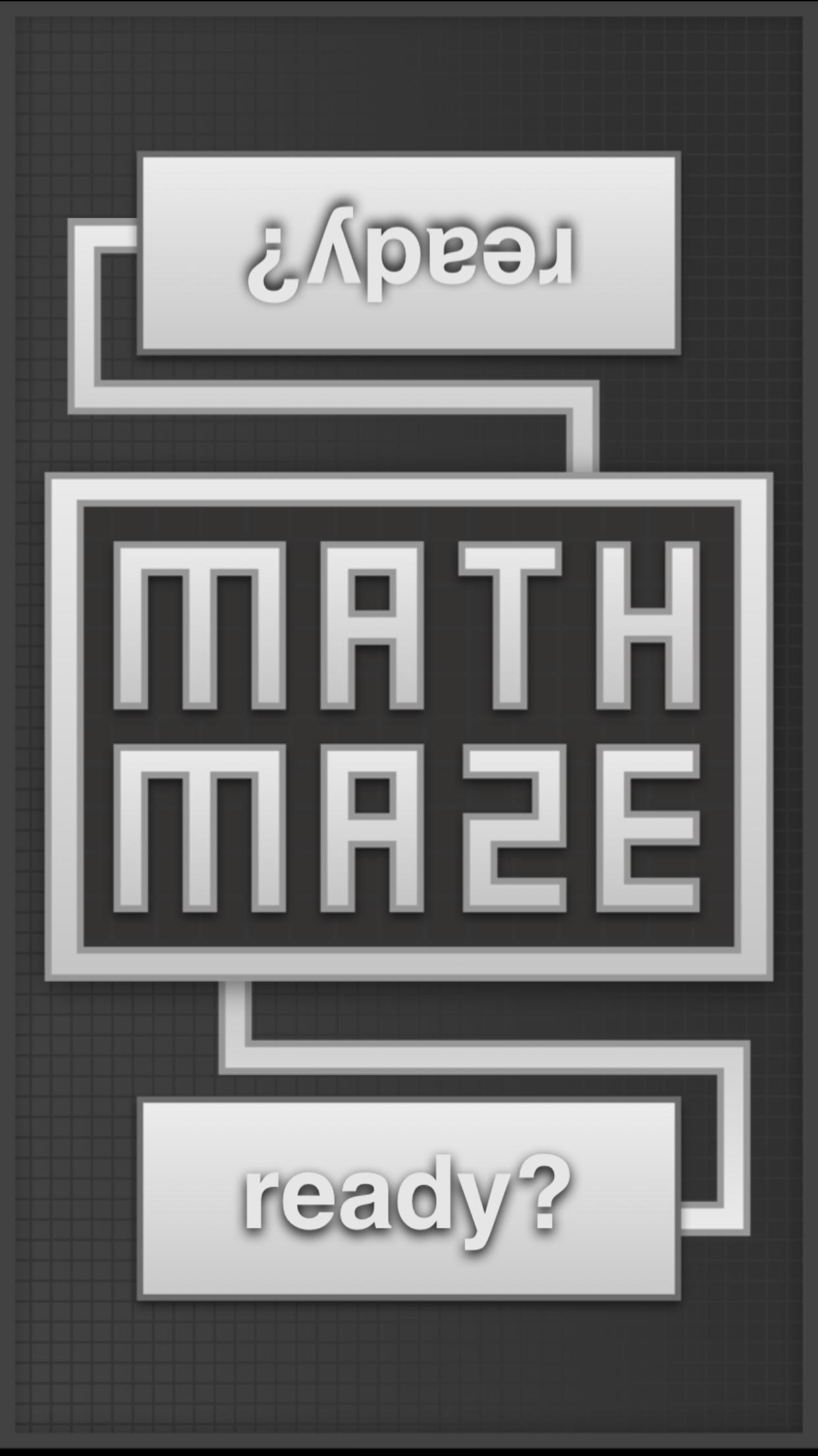 Math Maze | Zachary Espiritu
